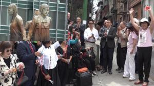 旧金山慰安妇纪念碑两周年纪念 亚裔法官议员齐表支持