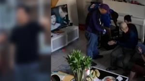 更多细节曝光!受害者家属回述入室抢劫过程