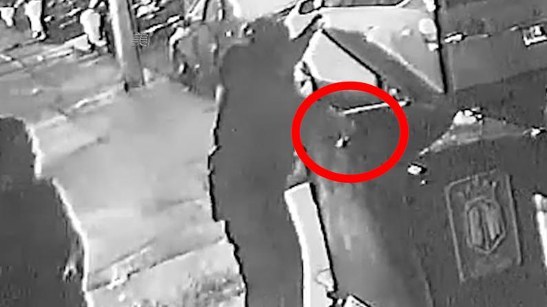 纽约法拉盛持枪入室抢劫 NYPD发监控