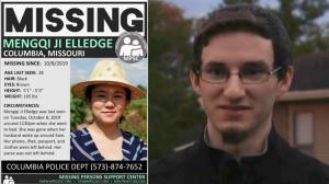 密苏里华人女子失踪一周 丈夫:祈求平安回家