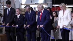 """奢侈品牌路易威登拥抱""""美国制造""""在德州建厂"""