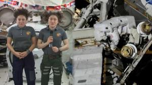 """太空行走是怎样的体验? """"永远难忘出舱那一刻"""""""