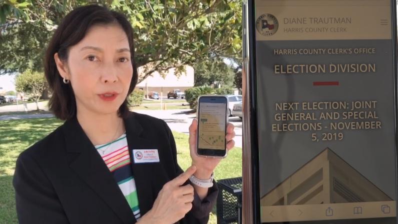 哈里斯郡推便民投票措施 华人提前投票人数仍不理想