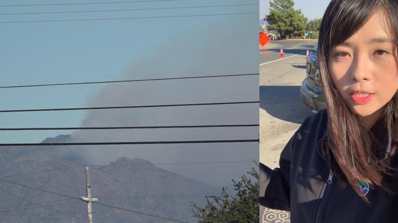 记者山火灾区直击:辗转多处住宿 生活变得糟糕