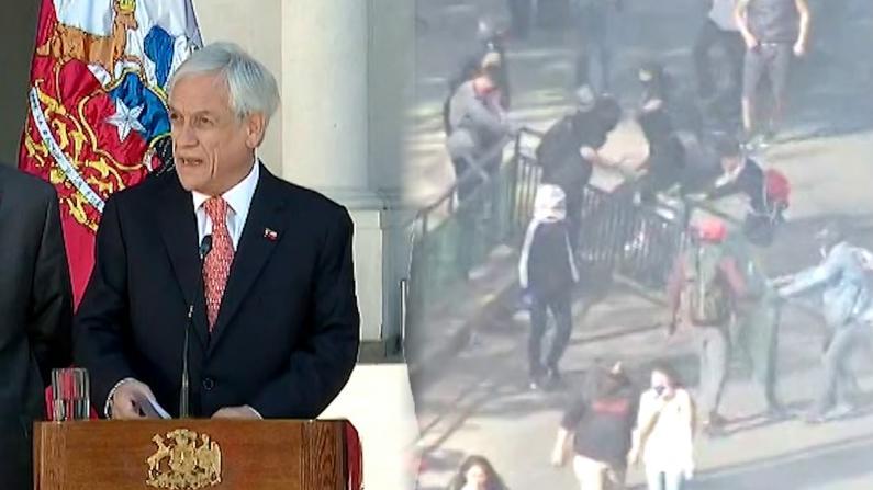 APCE不开了!国内暴力升级 智利突宣布取消峰会