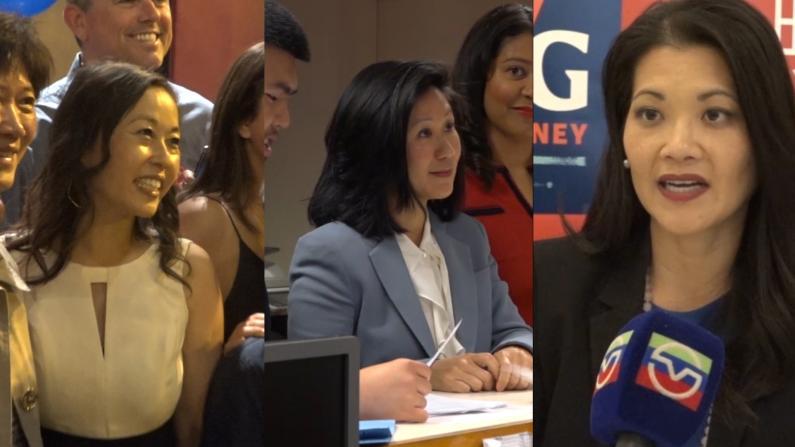 竞选之夜实录:旧金山三位华裔候选人的酸甜苦辣