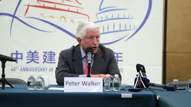 美资深投资顾问:寻求军事扩张的是美国而不是中国