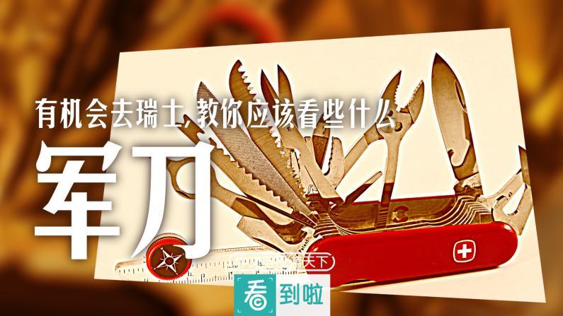 细看瑞士:亲手给自己组装一套瑞士军刀