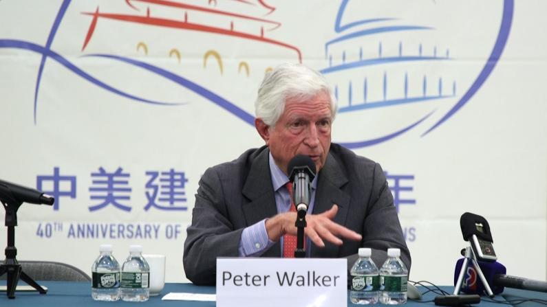 """美专家:中国真正优势是有像""""美国公司""""的政治模式"""