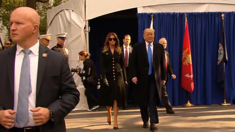 川普到纽约出席这项活动 市长:他做了件对的事