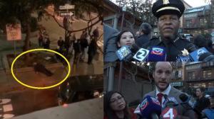华埠耆老遭非裔拳打昏迷 旧金山警察局长、新任地检官承诺彻查