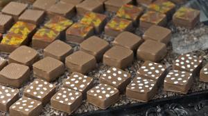 纽约巧克力沙龙展 巧克力的无限玩法