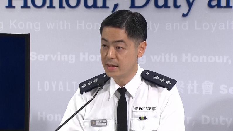 香港警方灵活处理 理工大学未成年人登记后即可回家