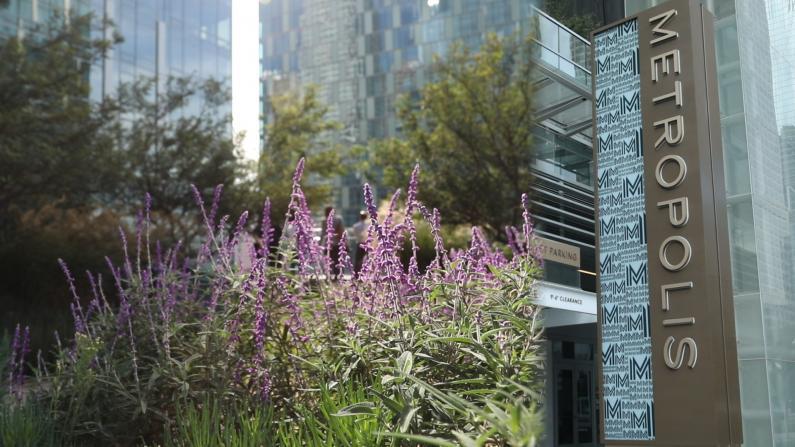 重塑洛杉矶天际线 华资绿地集团新建筑改变地区环境