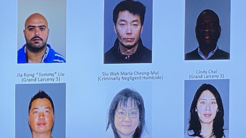 屡犯不改 纽约华裔建筑公司危险施工被起诉