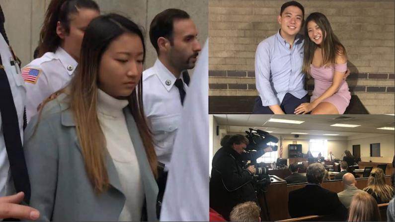 发短信教唆男友自杀 波士顿学院亚裔学生被控过失杀人