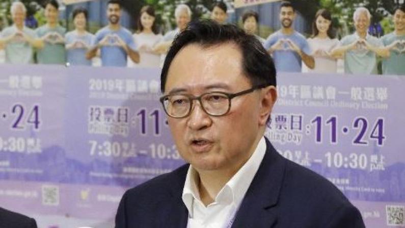 香港区议会选举投票率创新高