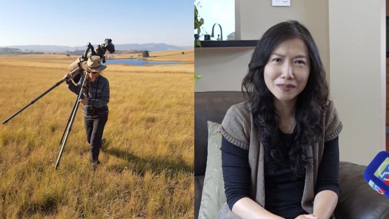 华裔摄影师梅慈敏 用相机记录有温度的匠人故事