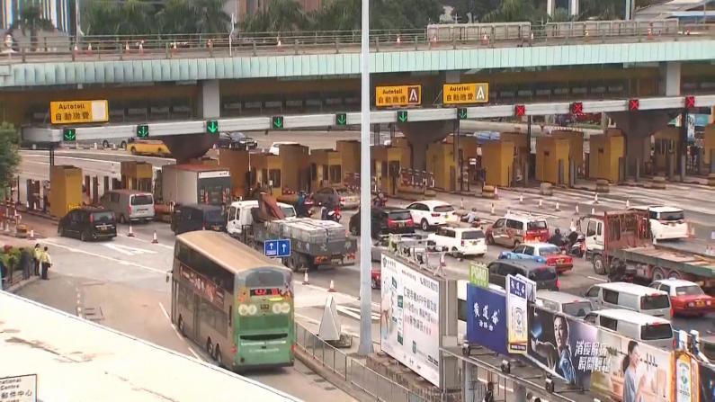 800人参与紧急修复 香港红磡隧道重开