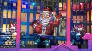 """""""相信奇迹"""" 纽约梅西百货圣诞橱窗亮相"""