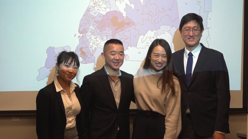 纽约州亚裔人口报告 华裔为最大亚裔人口