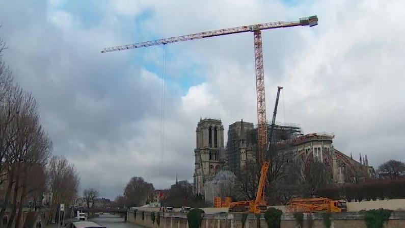 还没修好…今年巴黎圣母院没有圣诞弥撒,拿破仑时代以来首次