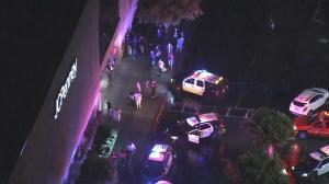 圣诞购物季洛杉矶劫匪抢劫 民众误认枪声无比恐慌