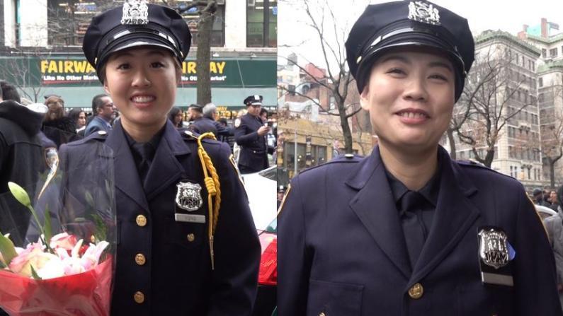 警局内部工作可怕吗?纽约华裔女警这样说...