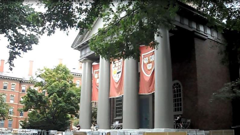 疑盗取实验室材料哈佛中国学生不得保释 曝料:偷材料不难