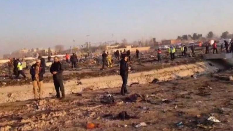 美国高度怀疑坠毁飞机系被伊朗击落,川普这样说…