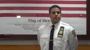 """纽约市警111分局新局长:""""与亚裔社区紧密联系"""""""