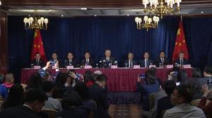 刘鹤华盛顿开记者会:中美贸易协议有利世界和平