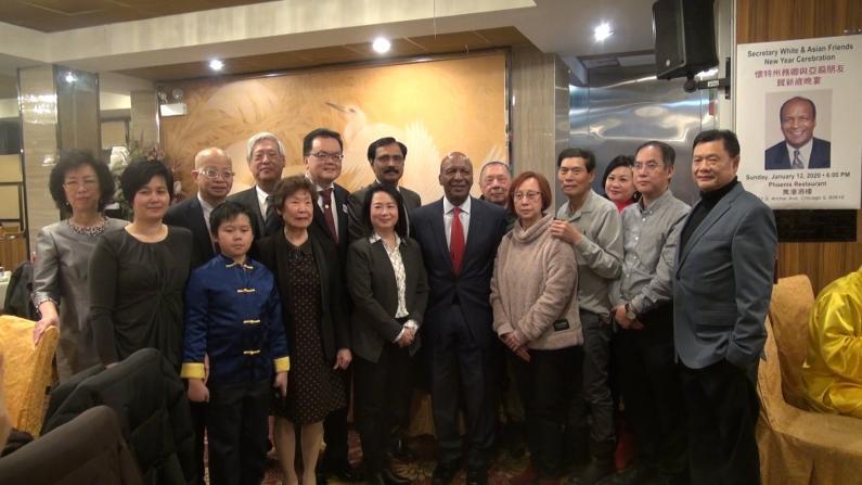 伊州务卿访中国城:不是所有人都要办Real ID