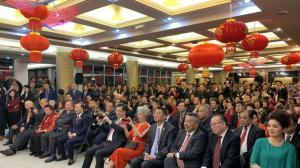 600华人同庆 纽约总领馆办新春招待会