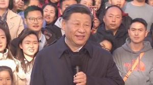 习近平向中国各族人民、港澳台同胞和海外侨胞致以新春祝福