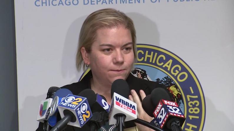 芝加哥公共卫生局长:一般旅客无需更改任何行为