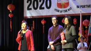 休斯敦华埠举办春节园游会 聚焦人口普查
