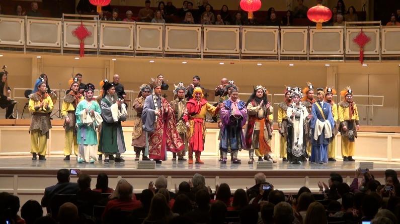 【实录】芝加哥地区最高水准鼠年新春音乐会 精彩回顾