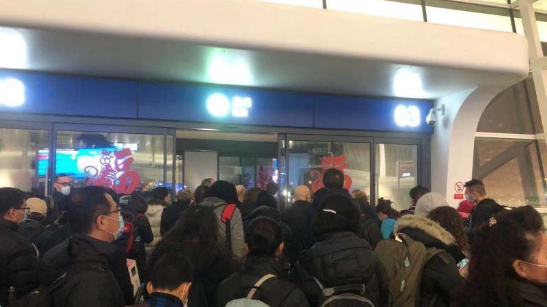 芝加哥华人$1100机票乘美国包机撤侨:我心情很复杂