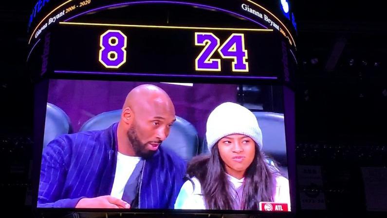 篮球巨星科比精彩瞬间集锦 纽约巴克莱中心为科比默哀