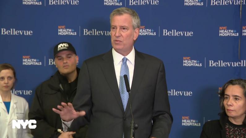 嫌送测结果出太慢 纽约州市要求CDC放权