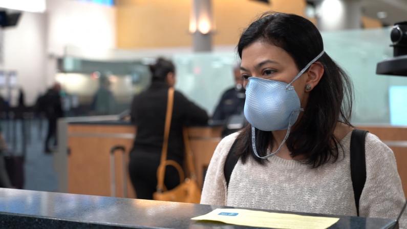 口罩库存不够怎么办?CDC:无需戴口罩留给高危
