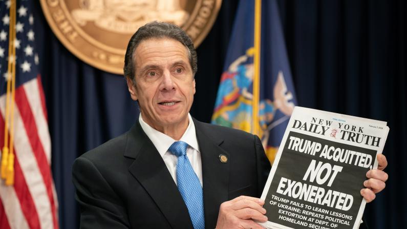 """唯一被禁""""全球入境""""州 纽约宣布起诉联邦"""