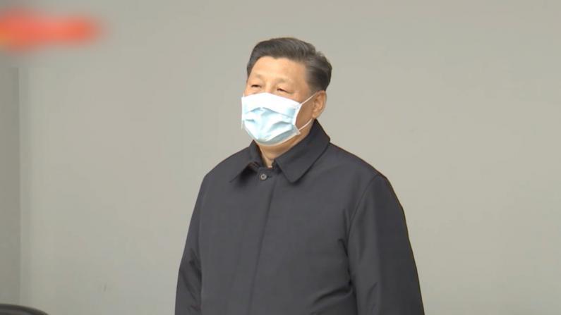 习近平:一定要有信心,一定可以克服疫情