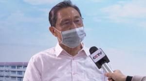 """钟南山受访 澄清""""新冠肺炎潜伏期最长24天"""""""