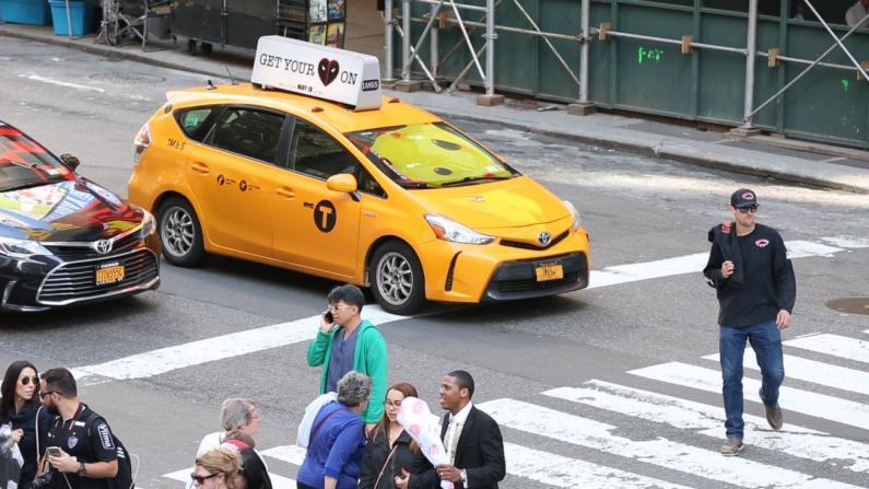 因疫情出租车拒载华人 纽约市府:最高罚吊销执照