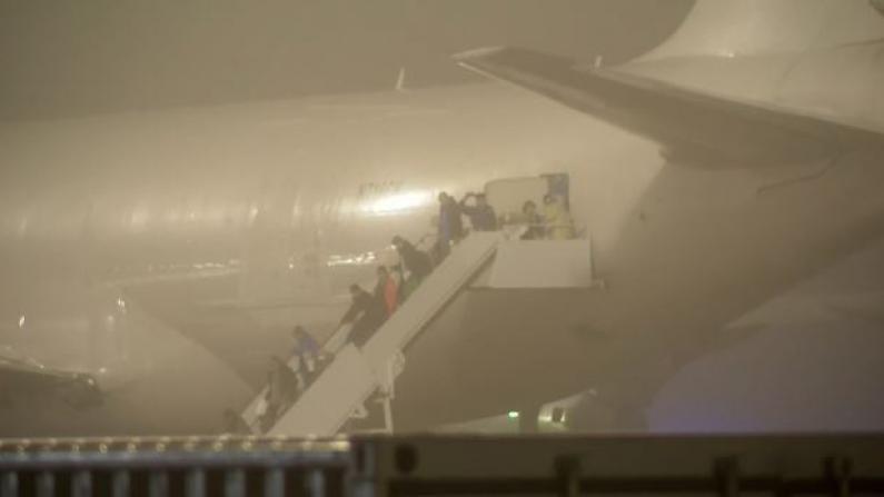 """包机返美""""钻石公主""""号乘客中 14人新冠检测阳性被隔离"""
