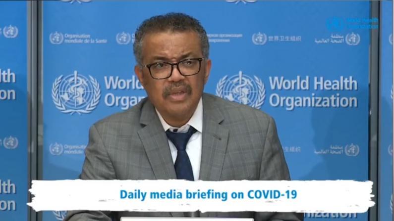 世卫专家组将进驻武汉 6名特使指导全球抗疫工作