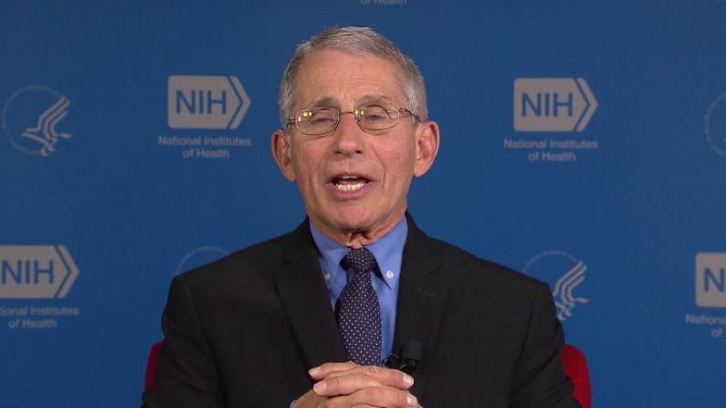 NIH专家:新冠疫情越来越接近全球大流行