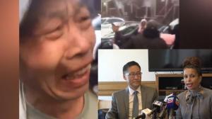 旧金山拾荒老人遇袭促市议会立法 非裔代表:我们很痛心
